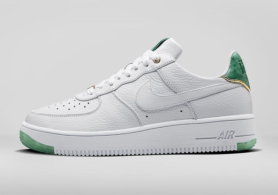 Nike célèbre le Nouvel An chinois avec ce duo de Nike Air Force 1.
