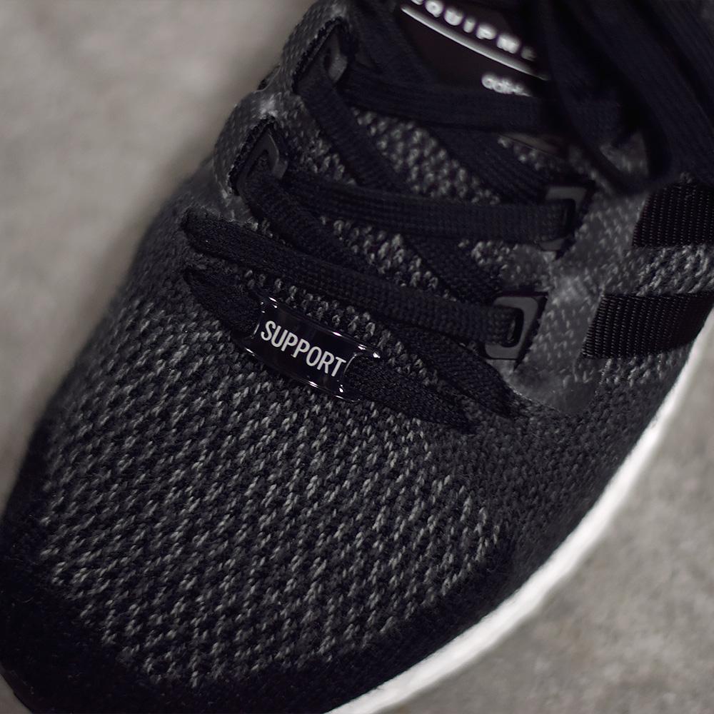 adidas EQT Support Ultra Boost Primeknit Black Le Site de