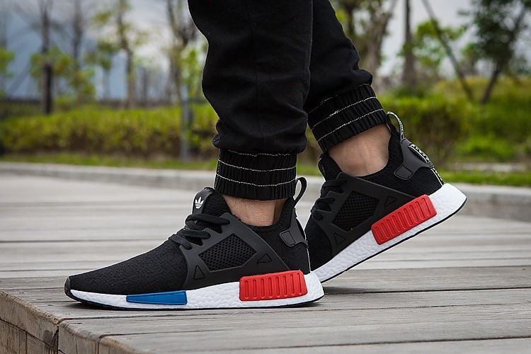 Adidas NMD Runner R1 OG 1st Colorway Black 350 S79168 US9 5