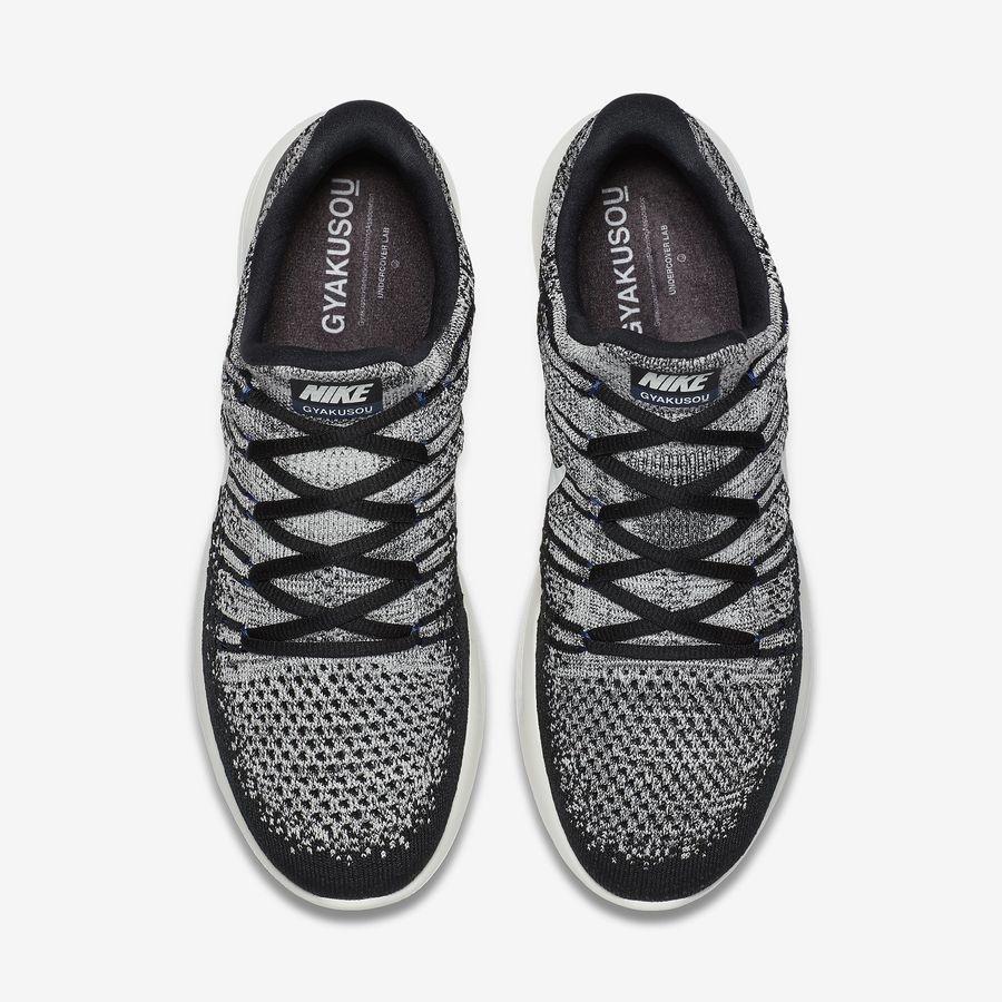 Nike Lunarepic Low Flyknit 2 Par Gyakusou Chaussuress