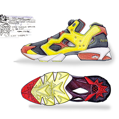 steven smith sneaker designer