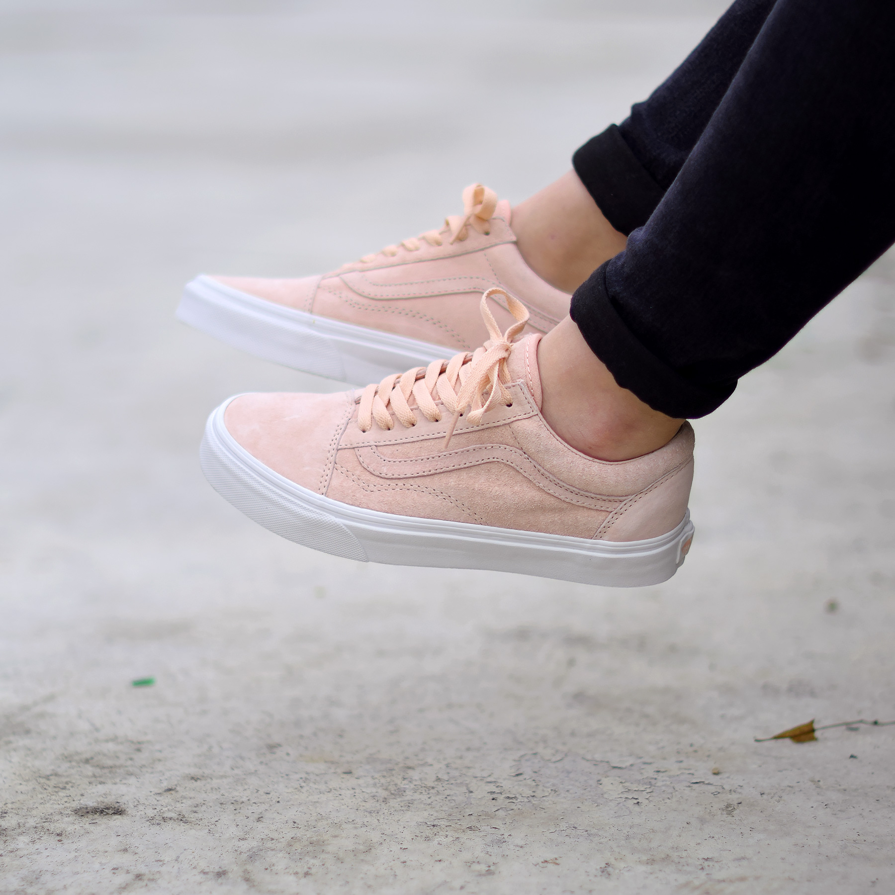 Vans Old Skool Pig Suede Spanish Villa