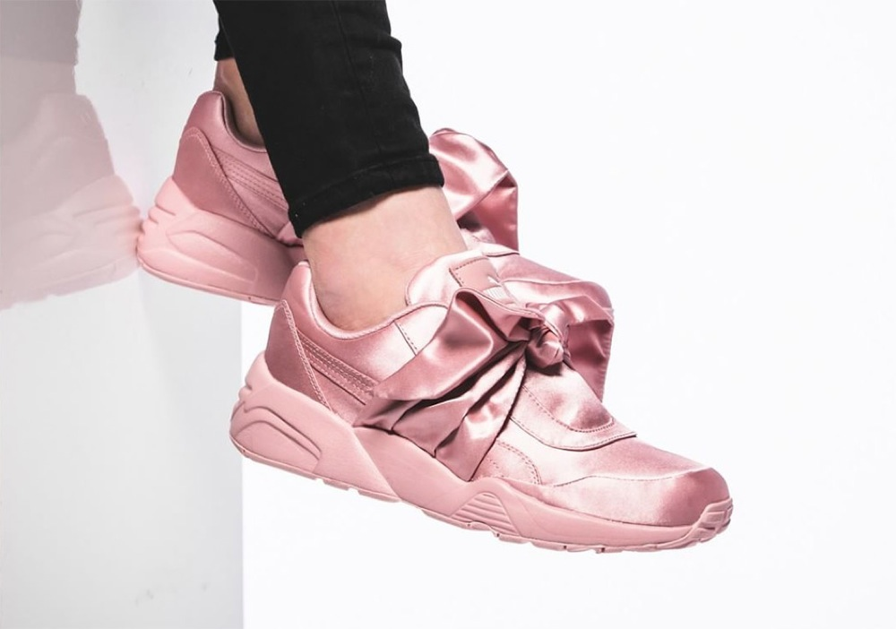 puma fenty rose pale