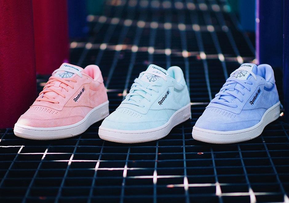 a08a5028b68 Reebok Club C 85 Pastels Pack - Sneakers   Street Culture depuis 2005