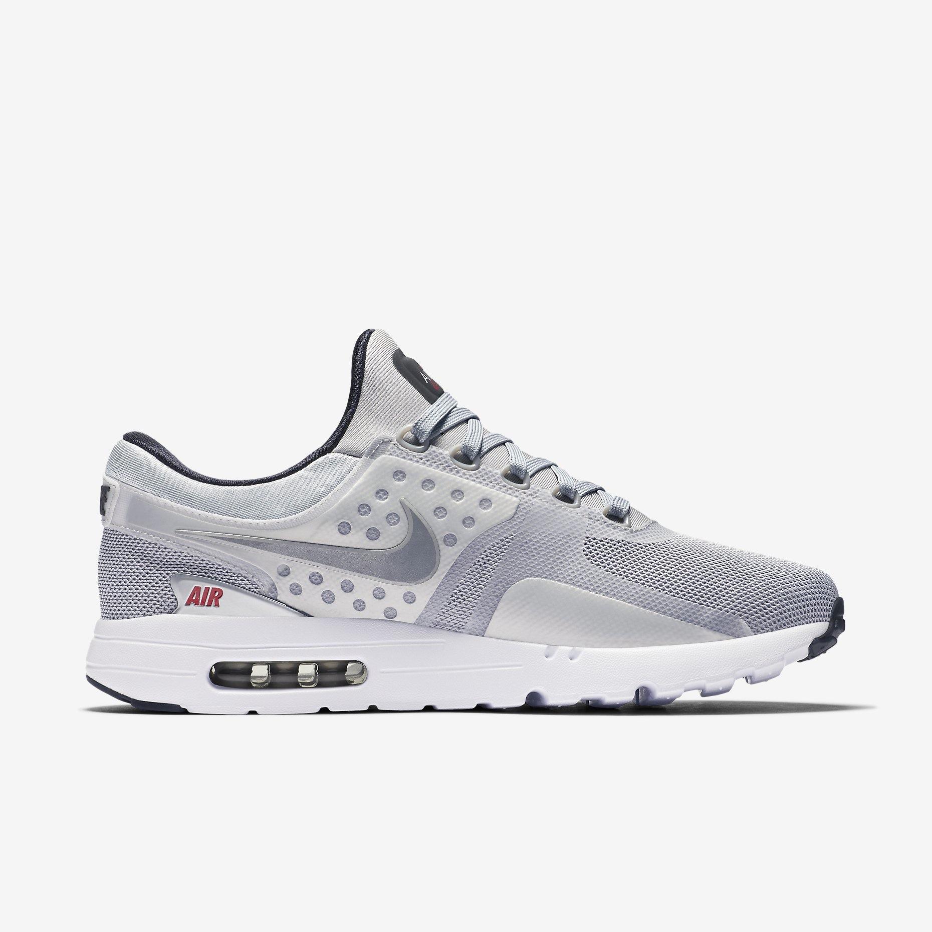 Nike Air Bullet Max Zero « Silver Bullet Air » Chaussuress 87274a