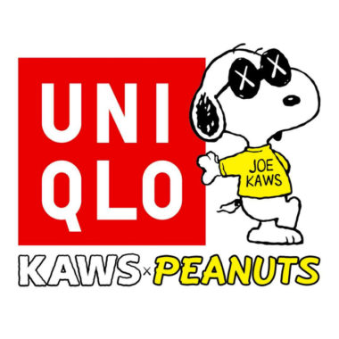 uniqlo kaws peanuts