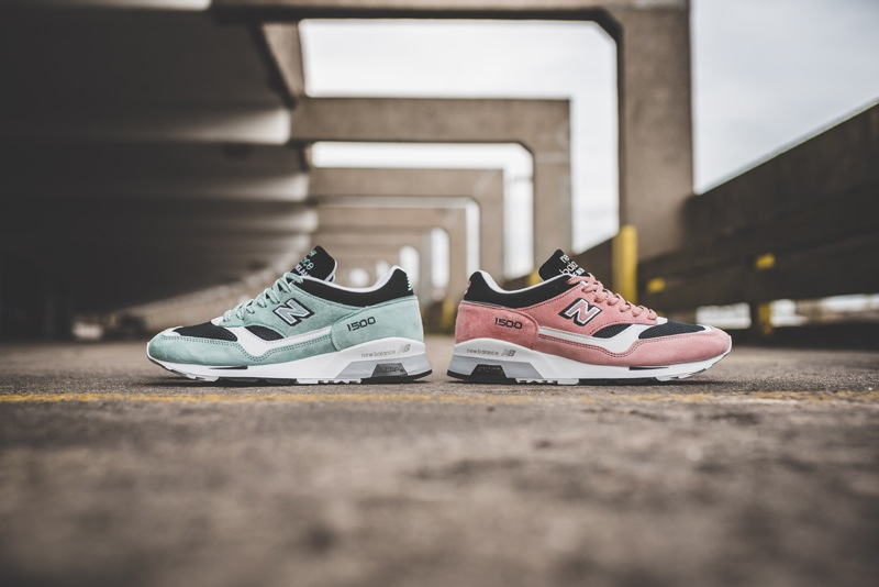 best service 5a009 1d9f6 New Balance 1500 Made In UK – Easter Pastel Pack