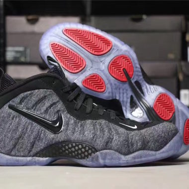 nike air foamposite tech fleece