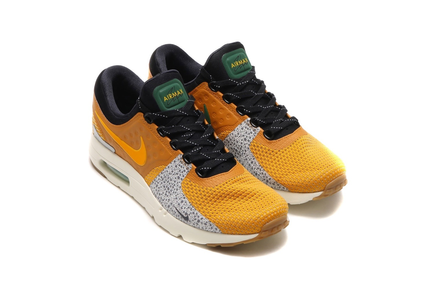 atmos NIKEiD Air Max Zero Safari and Tiger Camo