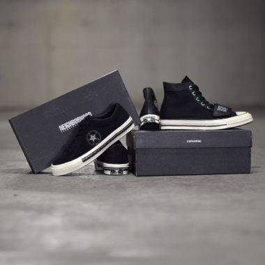 50f71847fc35 Neighborhood et Converse imaginent une collection commune