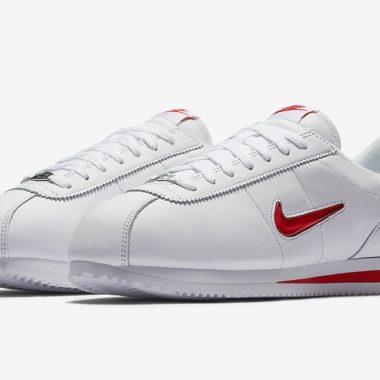 big sale e3bc8 61811 Le retour de la Nike Cortez Jewel