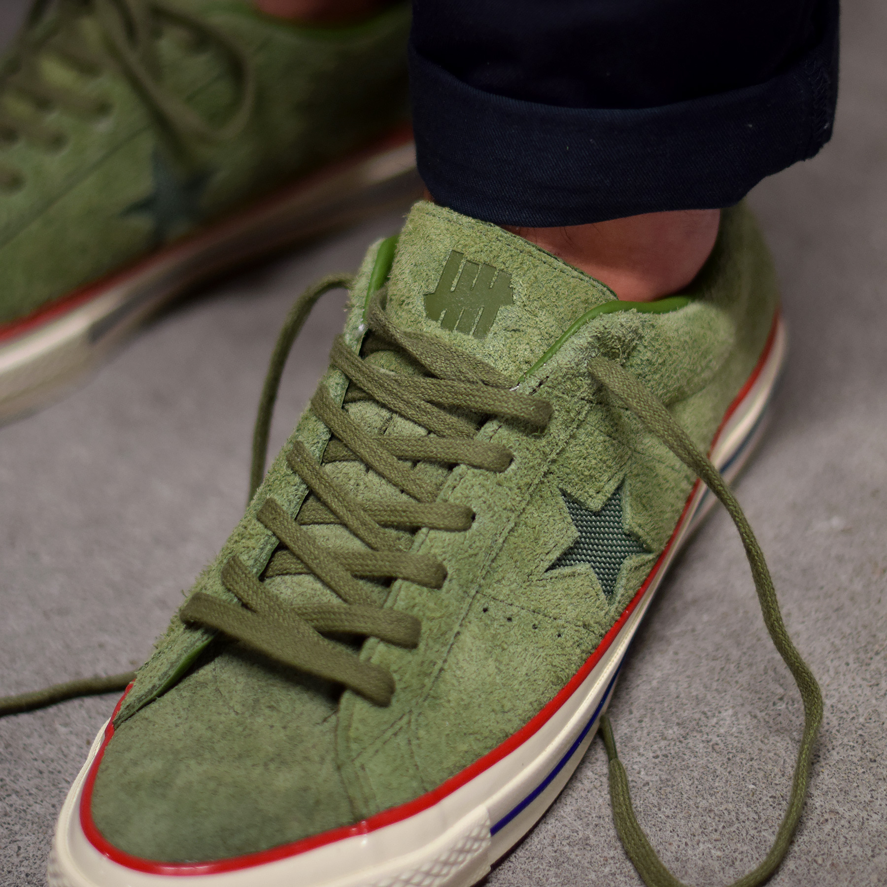 converse one star undefeated