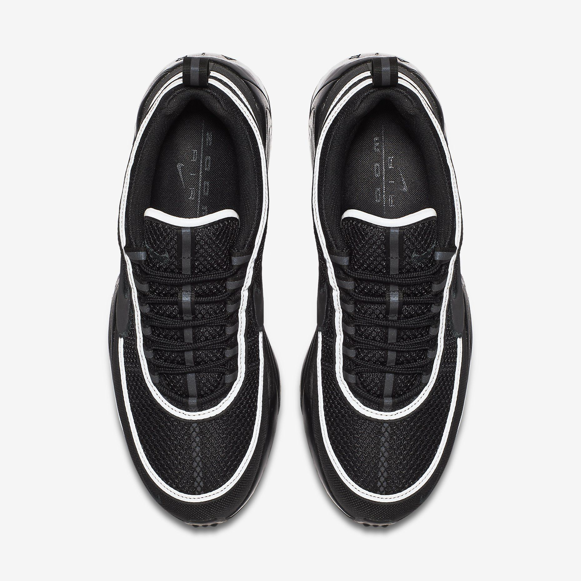 Nike Air Zoom Spiridon Triple Black : Déjà Disponible