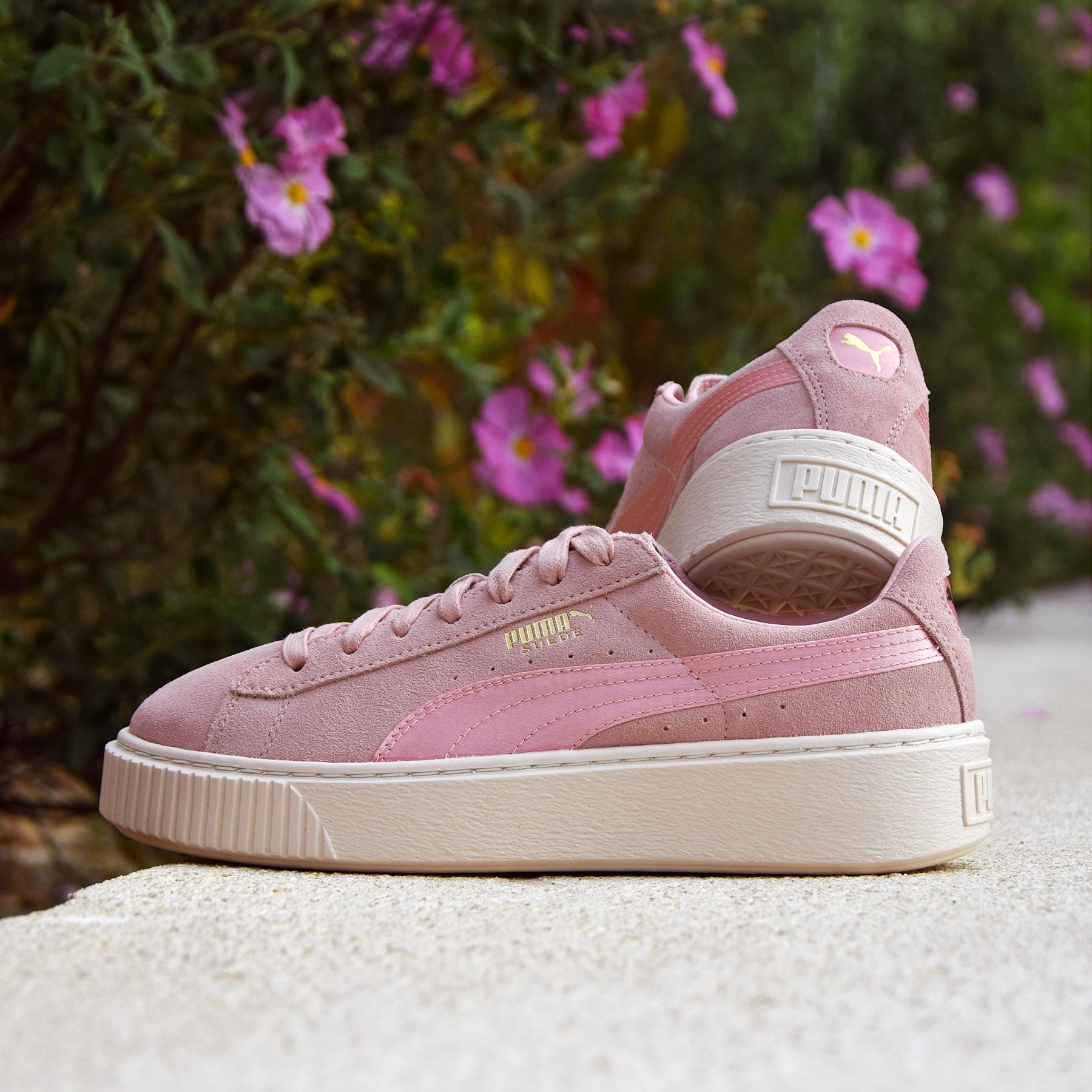 c5d99b06e459 suede puma pink platform - Ecosia