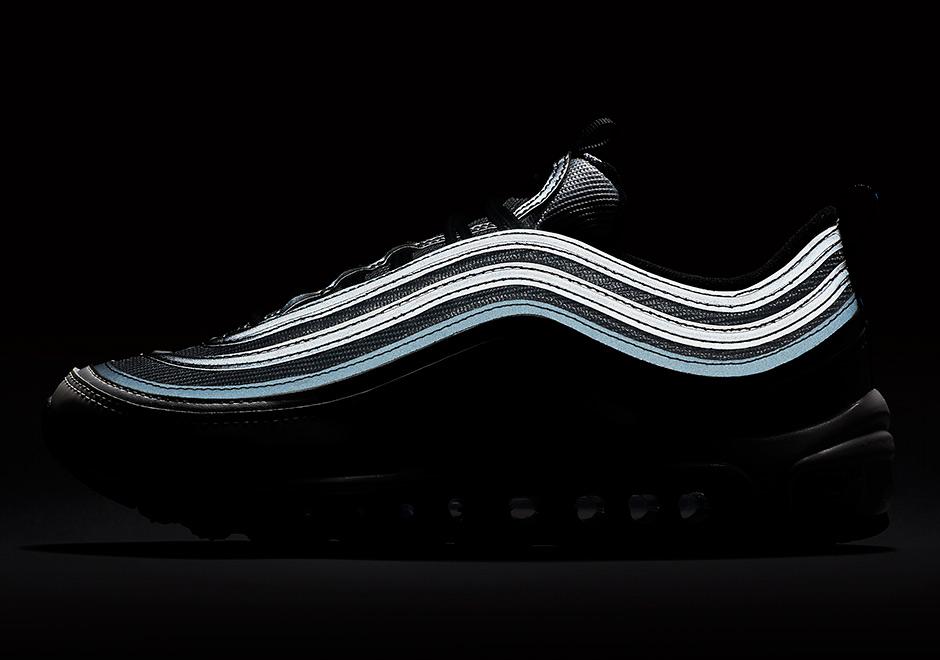 La Nike W Air Max 97 « Marina Blue » est de retour pour faire perdurer  l'histoire de la air max 97.
