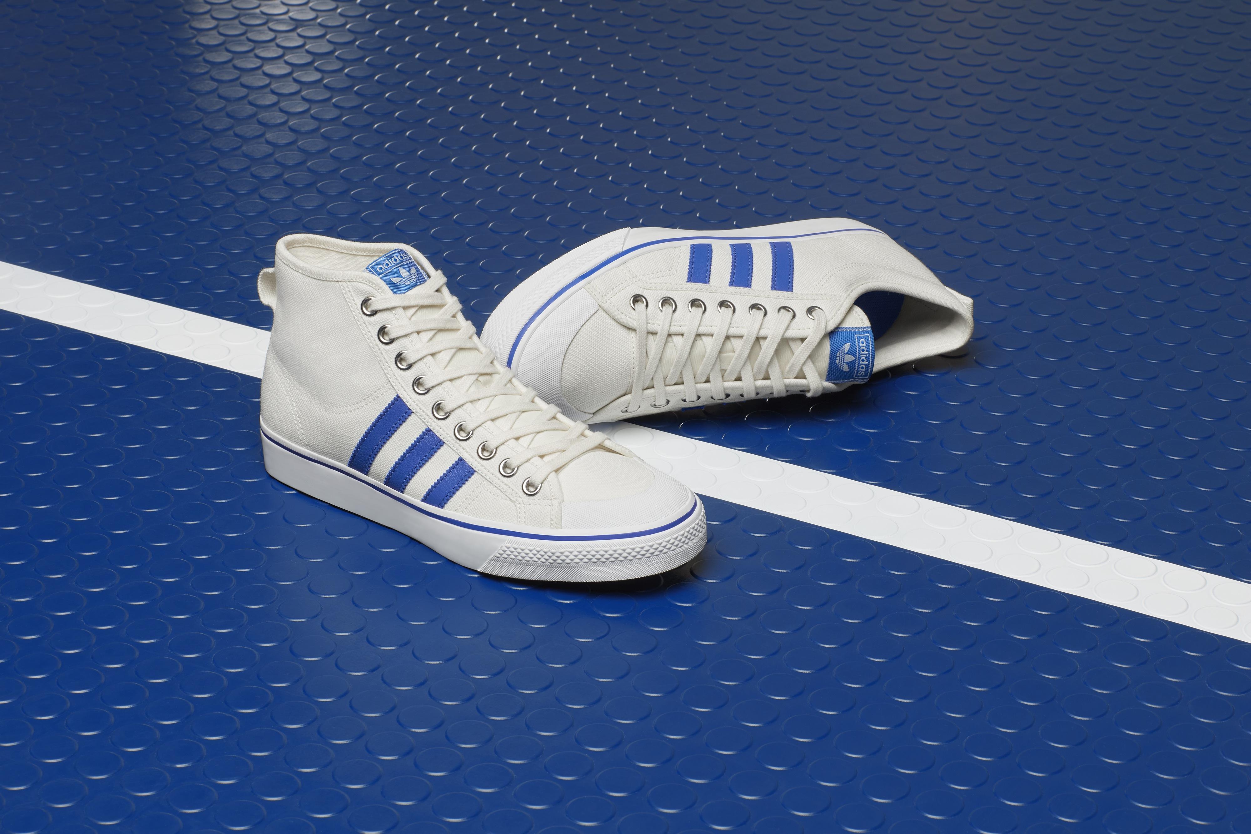 Retour Adidas 5