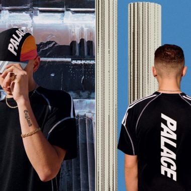 Palace x adidas Collection été 2017