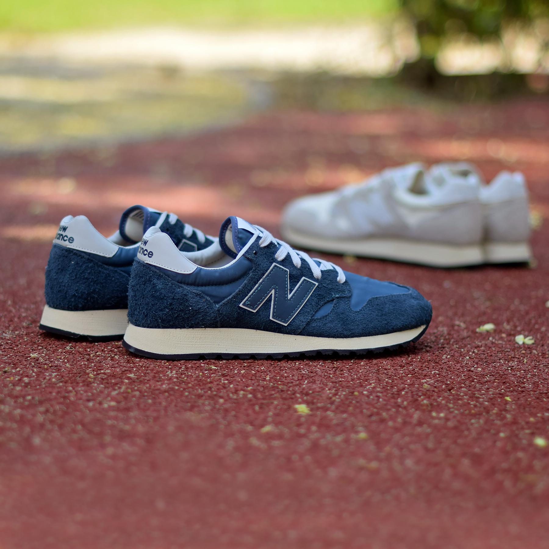 new balance 520 bleu