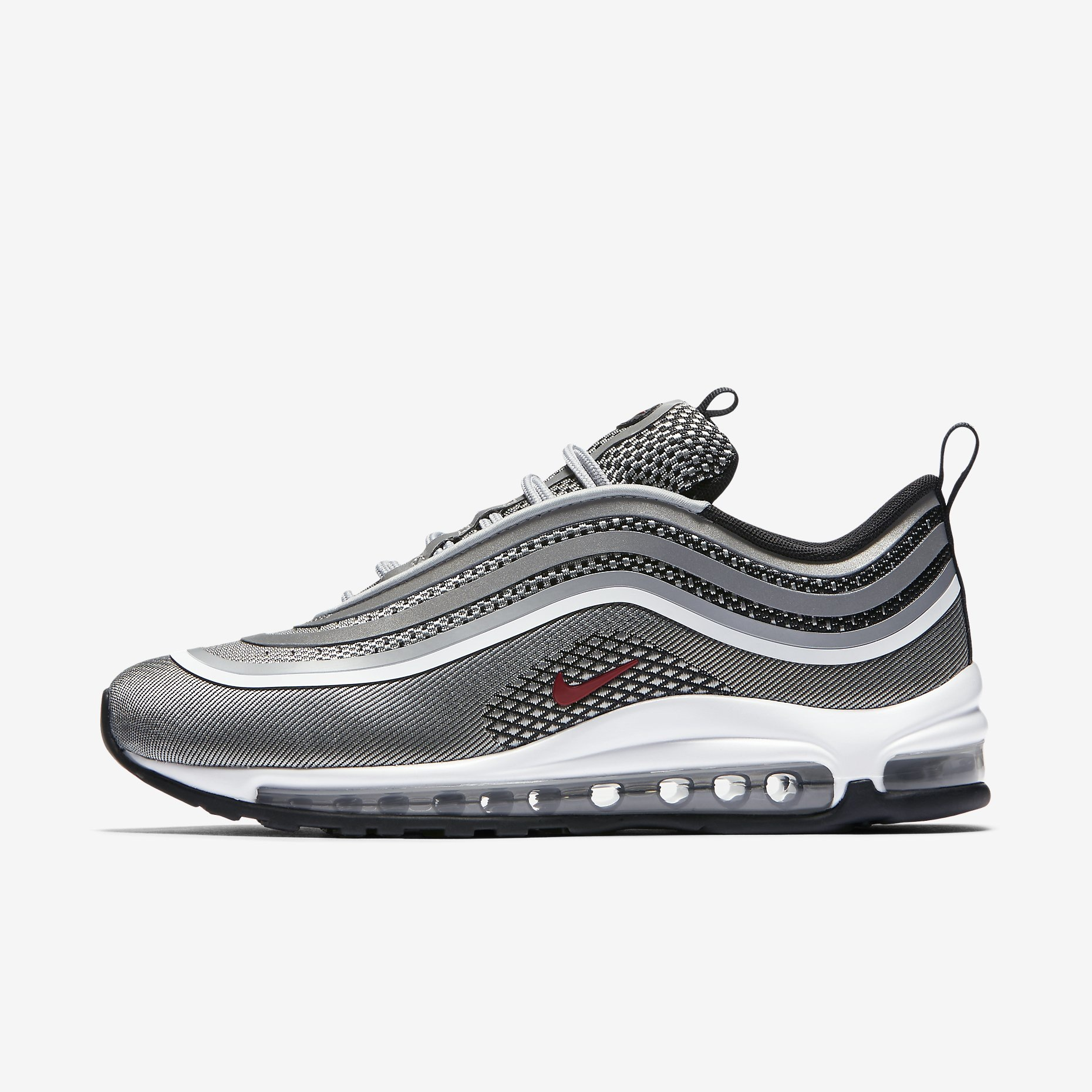 nike air max 97 silver bullet ultra sneakers. Black Bedroom Furniture Sets. Home Design Ideas