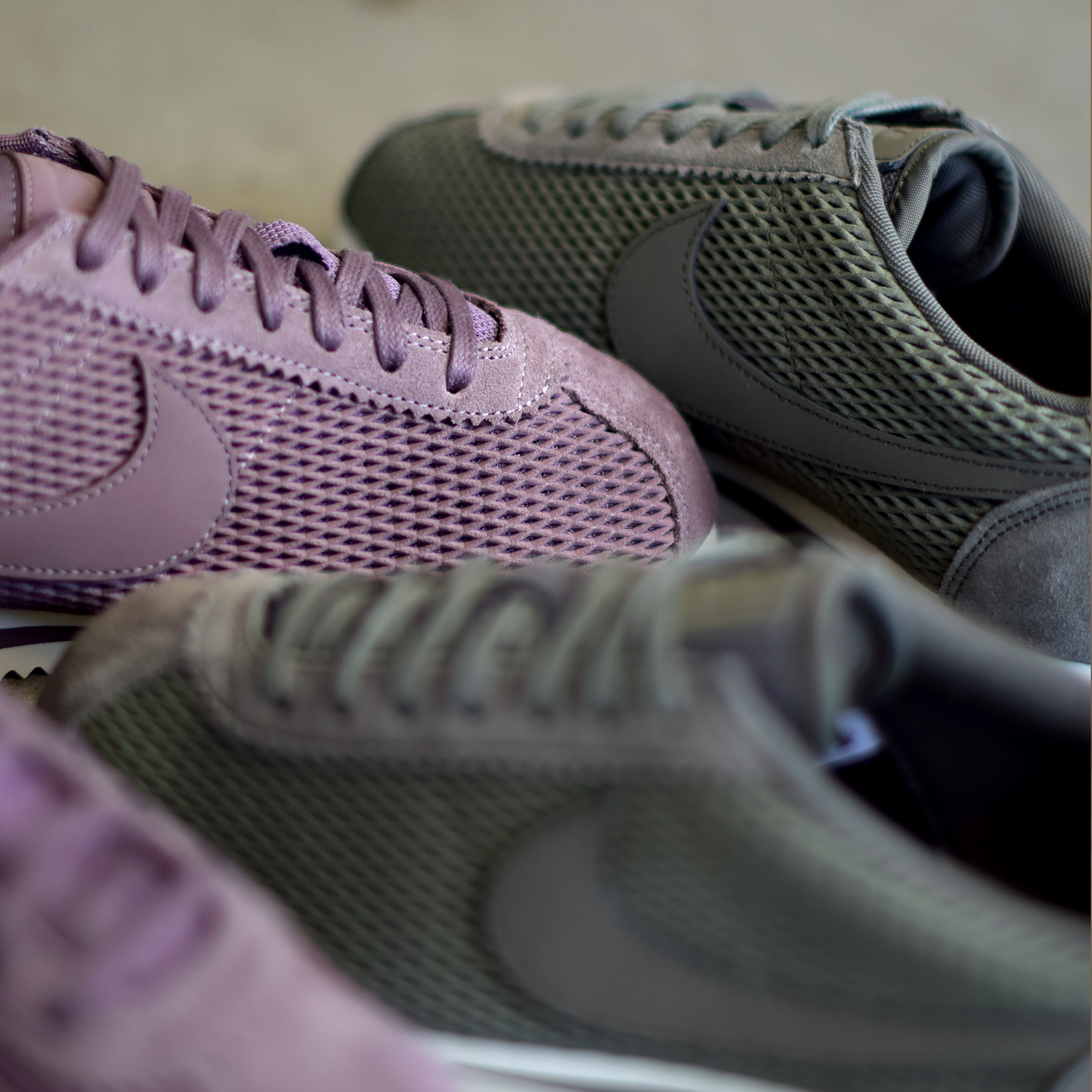 Nike Sportswear Women Perforated Leather Pack