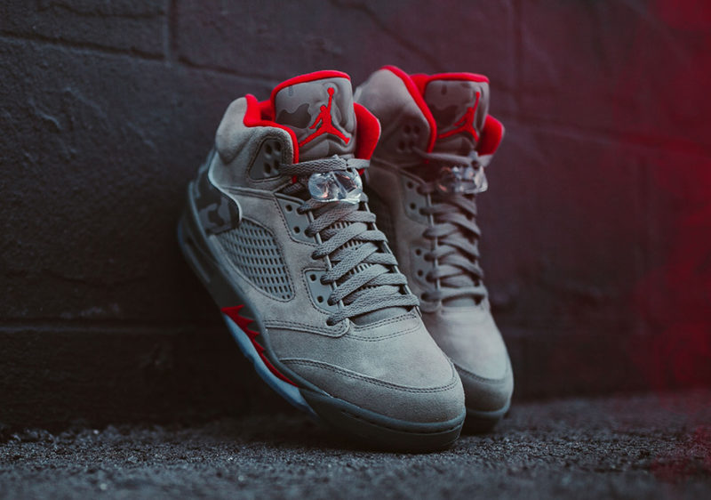 c2be508e2fd9b Air Jordan 5 « Dark Stucco Camo »