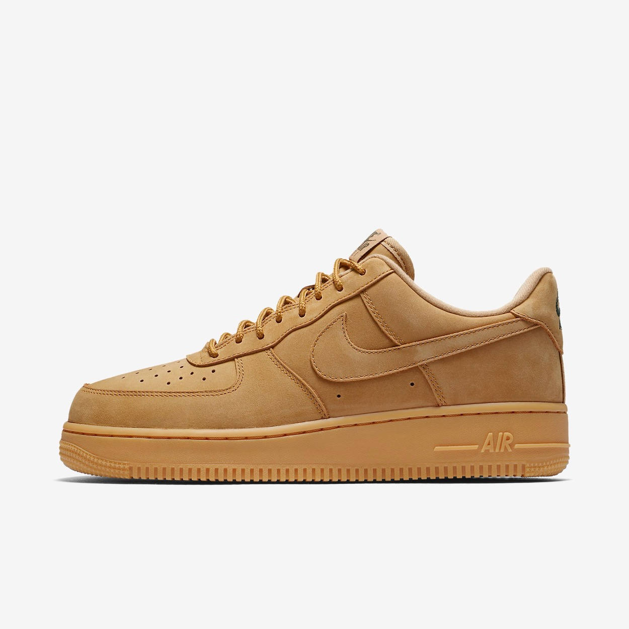 sélection premium fc28d a2a0f Nike Air Force 1 Low « Flax » - Sneakers.fr