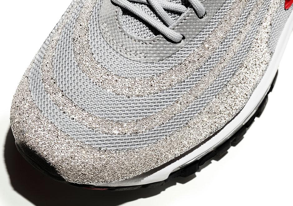 Nike Air Max 97 LX Swarovski Silver Bullet   WAVE®