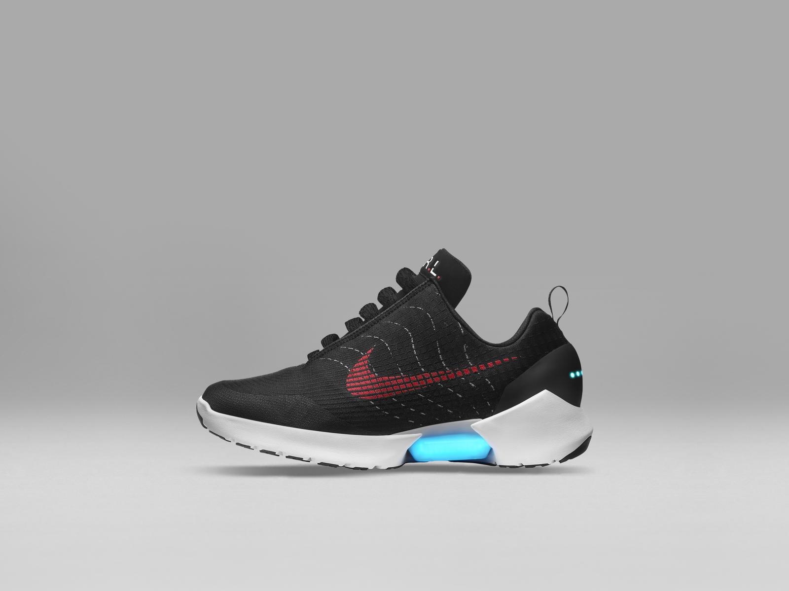 Nike Hyperadapt 1.0 « Red Lagoon »