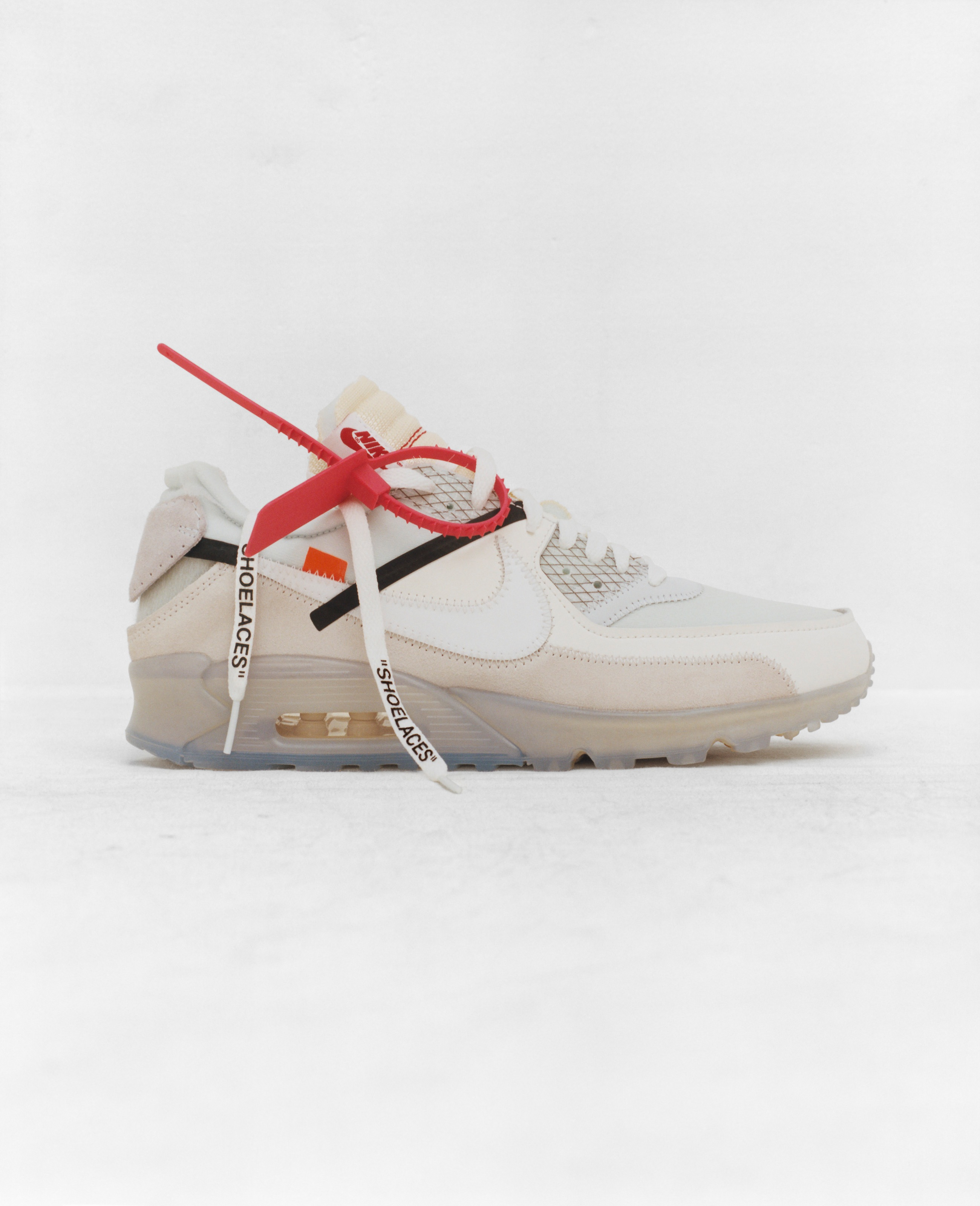 Virgil abloh x nike the ten collection sneakers for Off white virgil abloh