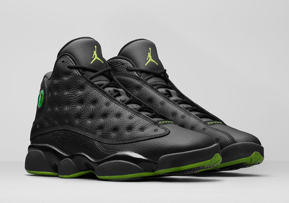Jordan Brand réédite le coloris pour la fin de l'année. La Air Jordan XIII  ...
