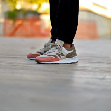 check out eb156 3570c New Balance 997 - Sneakers.fr