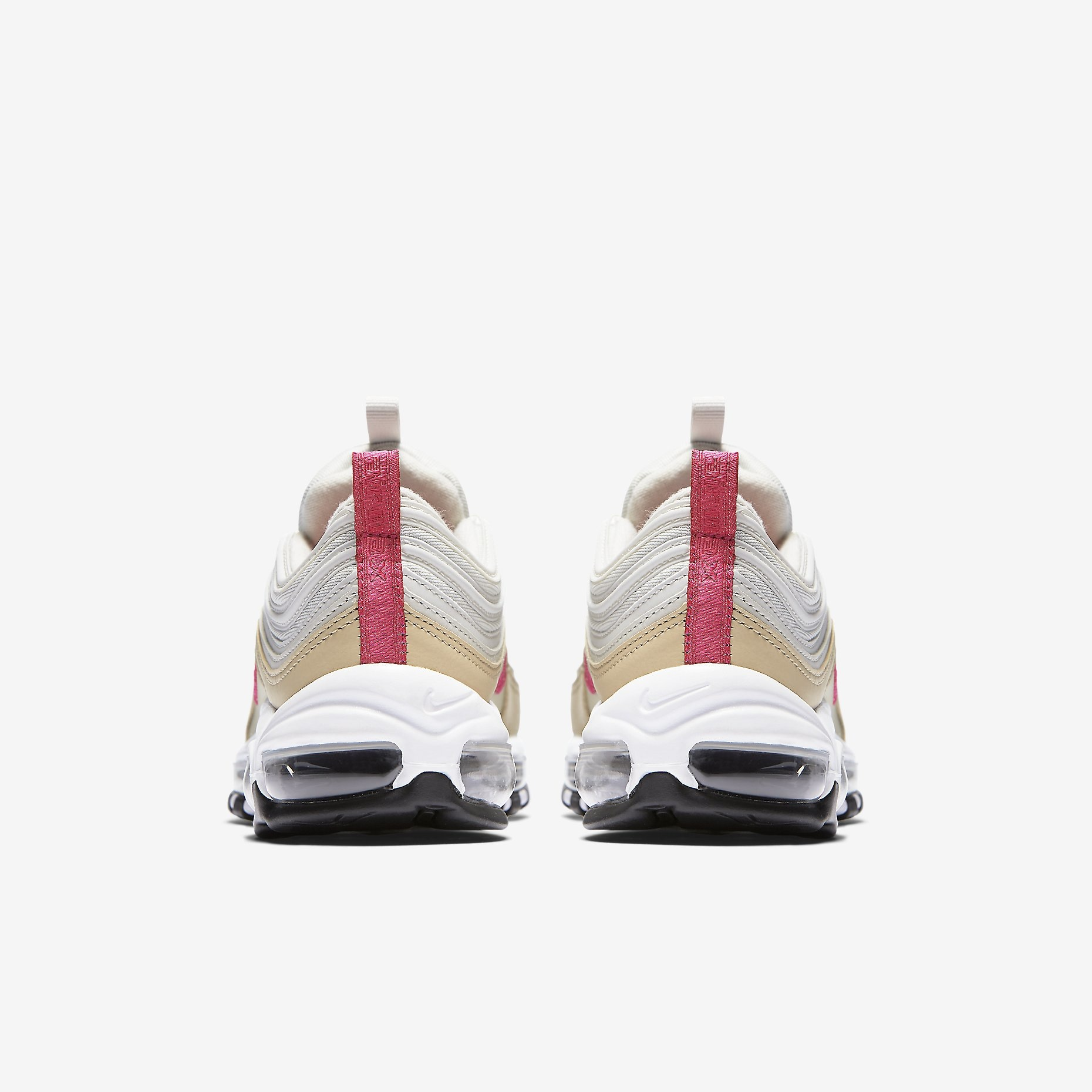 nike w air max 97 light bone deadly pink vnds