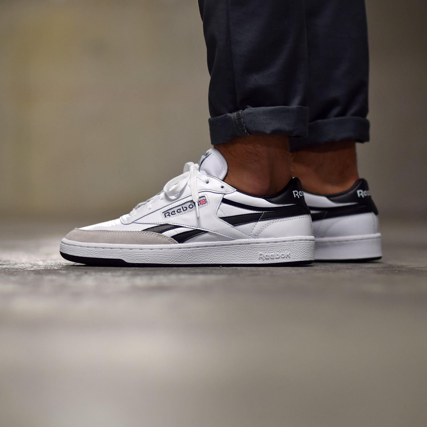 couleur attrayante bas prix la qualité d'abord Reebok Revenge Plus TRC - Sneakers.fr