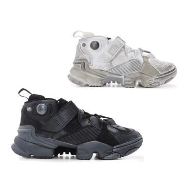 outlet store sale b6a37 70283 Vetements x Reebok Genetically Modified Pump