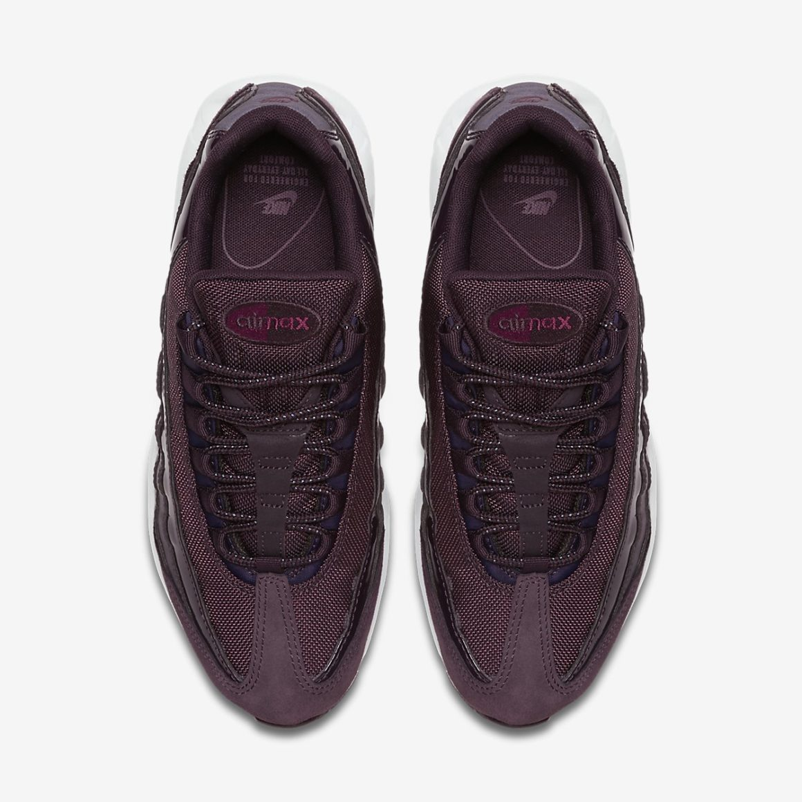 Nike W Air Max 95 « Wine/Bordeaux » - Sneakers.fr