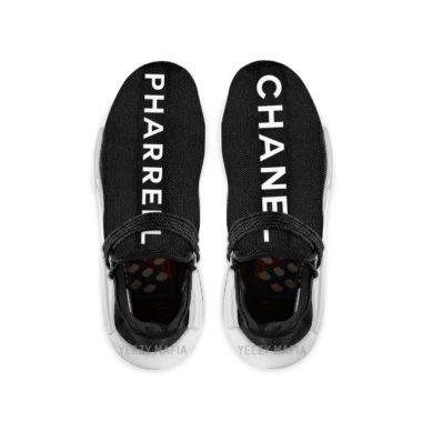 pharrell chanel adidas nmd