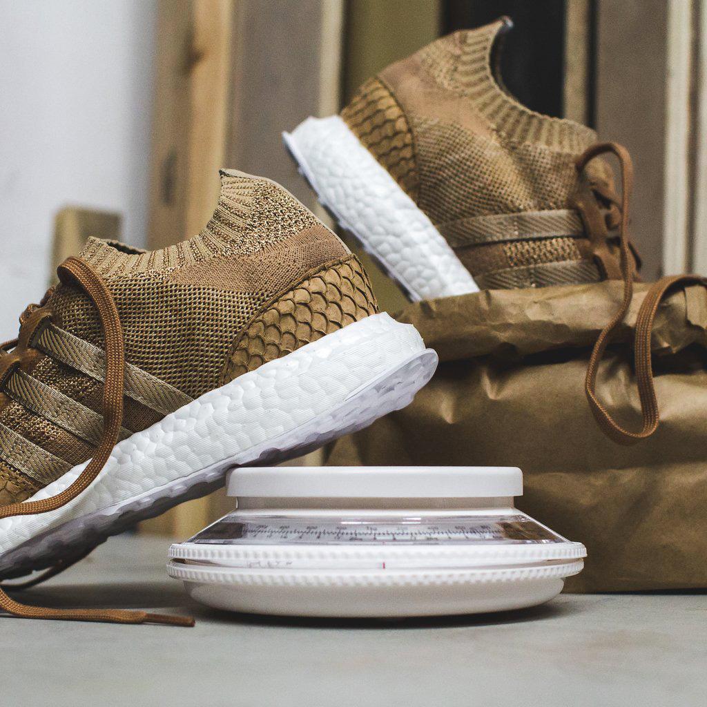 Pusha T x adidas EQT Support Ultra – Brown Paper Bag  5ae5e9635