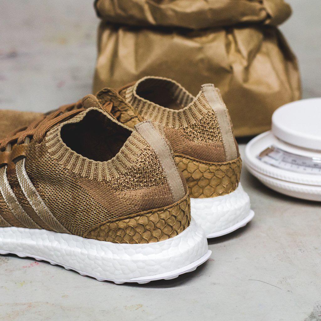 Pusha T x adidas EQT Support Ultra Brown Paper Bag