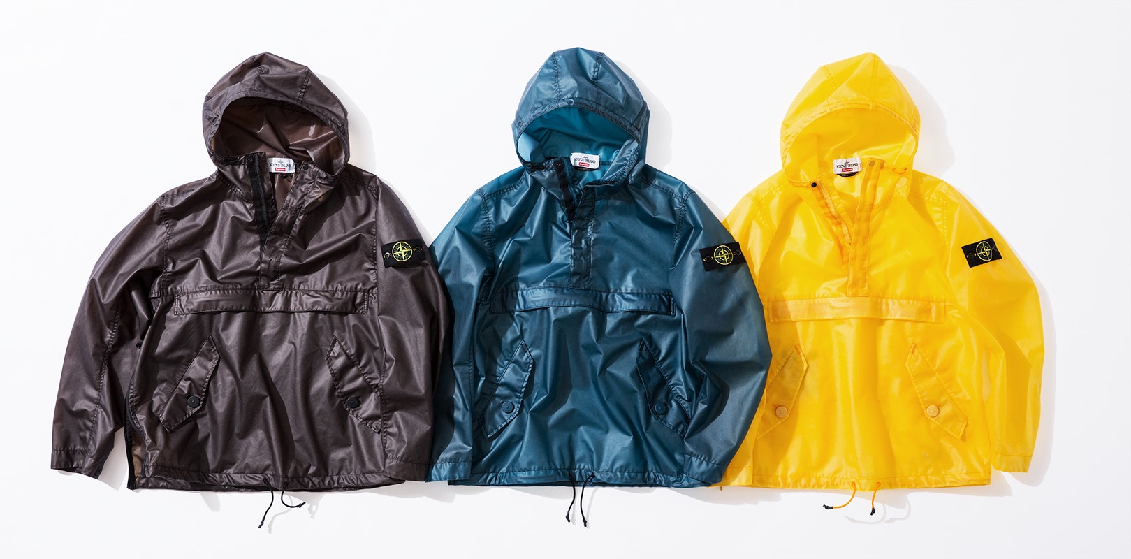 Stone Island X Supreme Automne 2017 Sneakers Fr