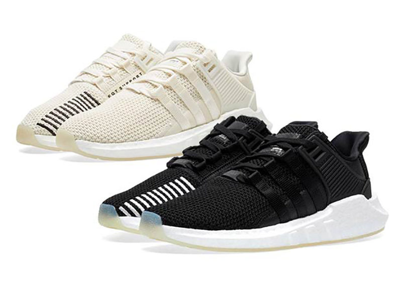 info for 91889 0bd9b adidas EQT Support 9317 White – Black