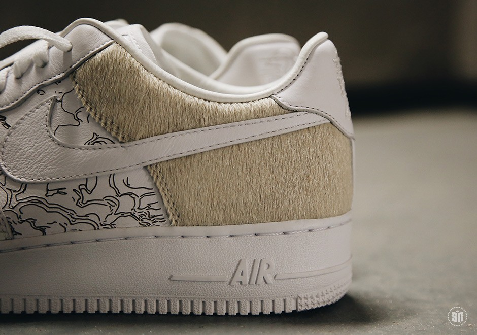 Nike Air Force 1 « Year Of The Dog » 2018