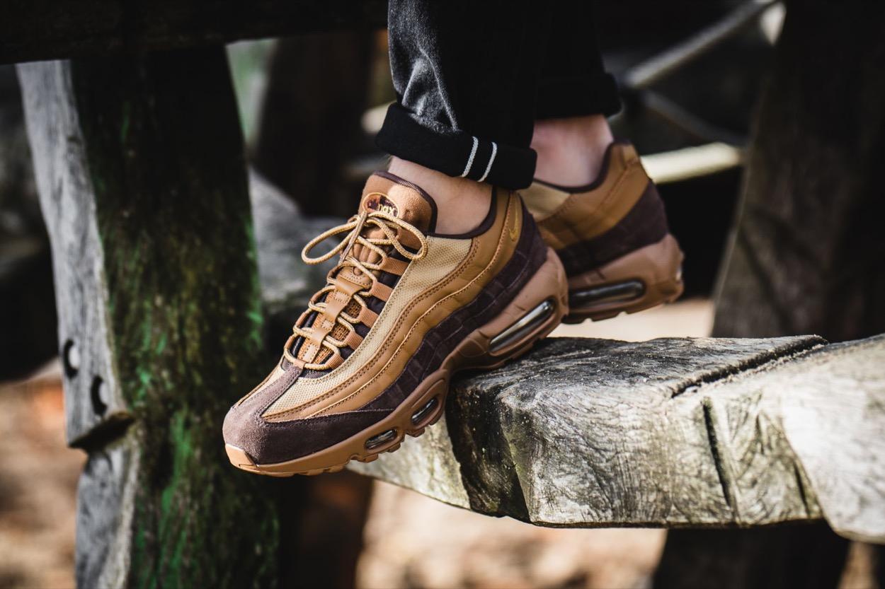 57ae73621e Nike Air Max 95 Premium « Baroque Brown » - Sneakers.fr
