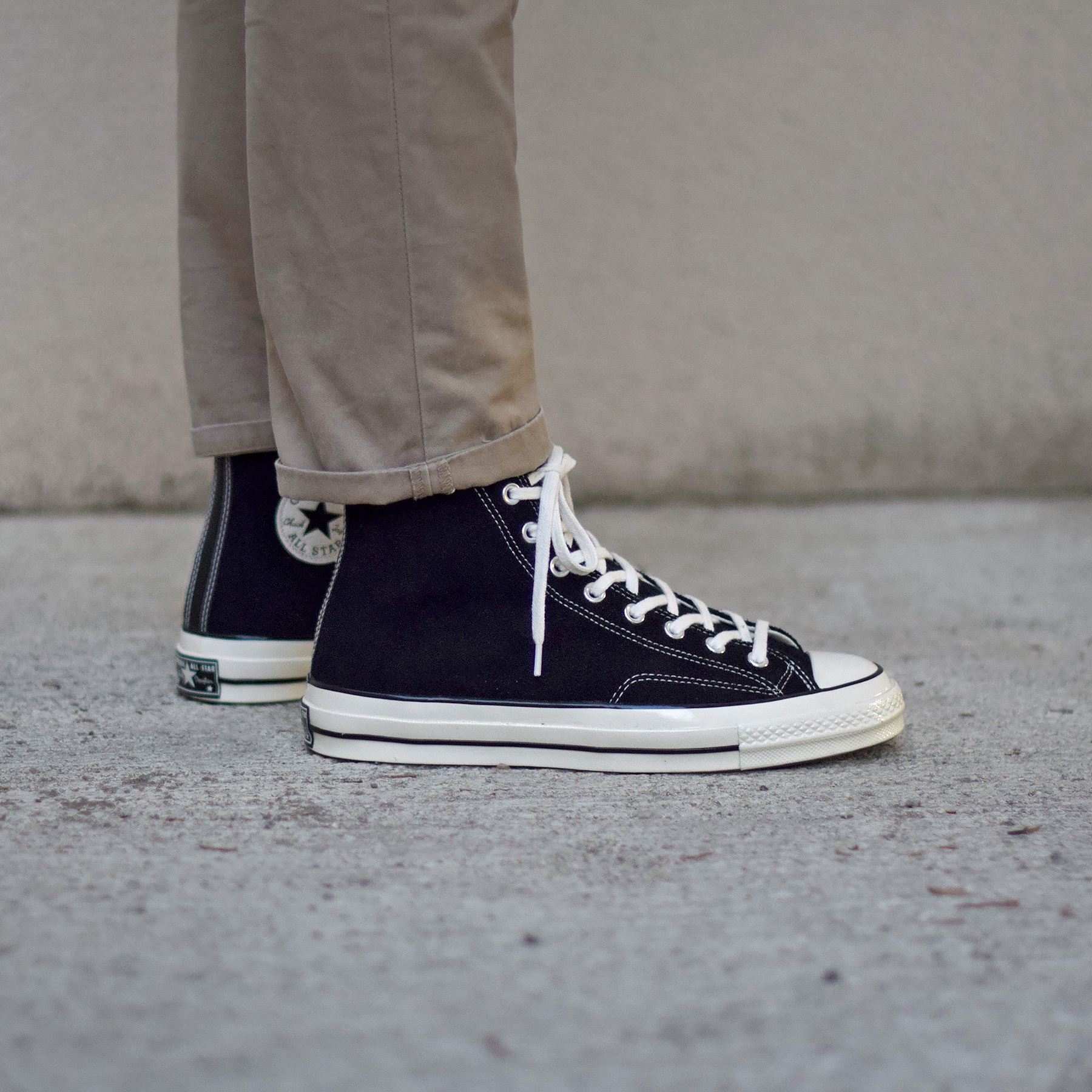 Converse Chuck Taylor All Star 70 Suede Pack - Sneakers.fr
