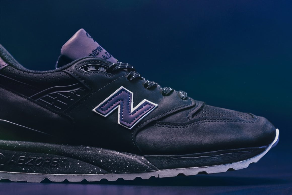 timeless design 64696 0c58e New Balance 998 Northern Lights - Sneakers.fr