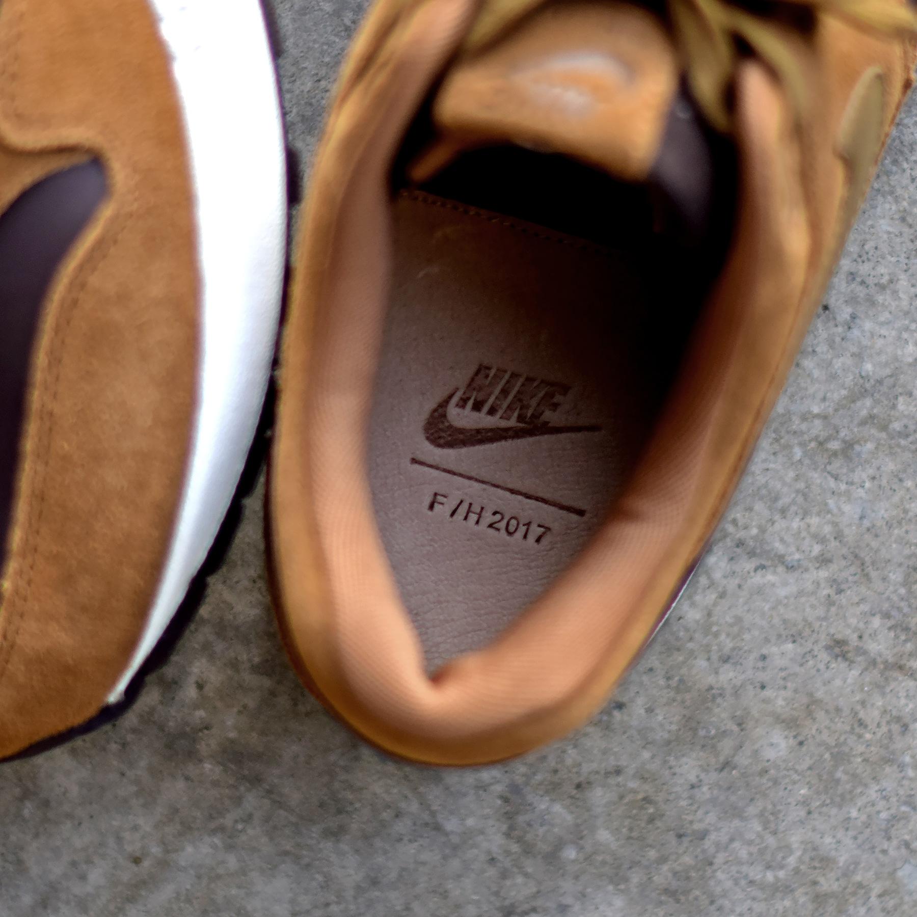 design de qualité e2c23 8e111 Nike Air Max 1 Premium Leather Ale Brown - Sneakers.fr