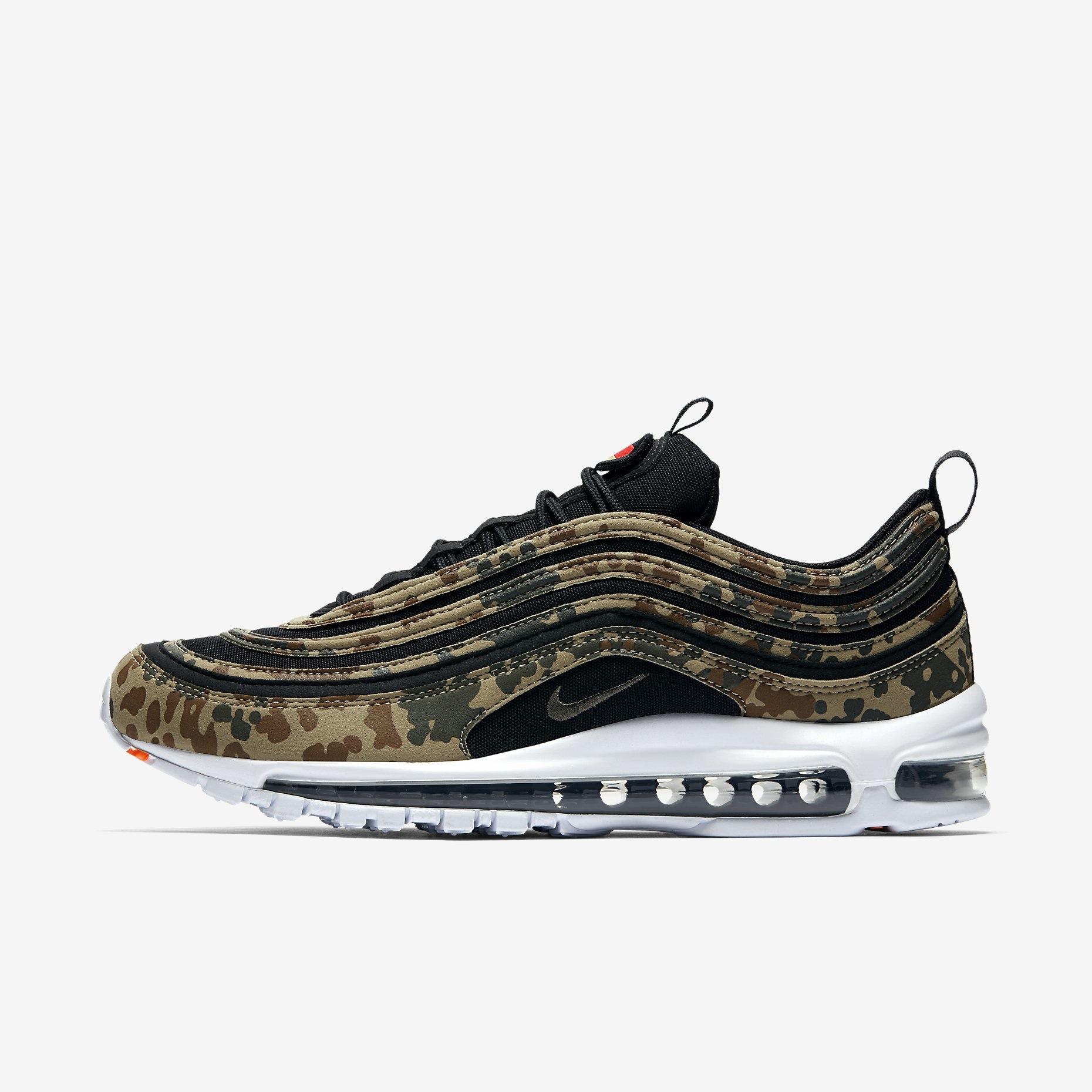 nike air max 97 country camo aj2614 sneakers. Black Bedroom Furniture Sets. Home Design Ideas