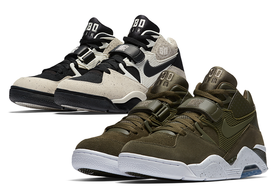La Nike Air Force 180 Barkley Suede Beige 'SailBlack