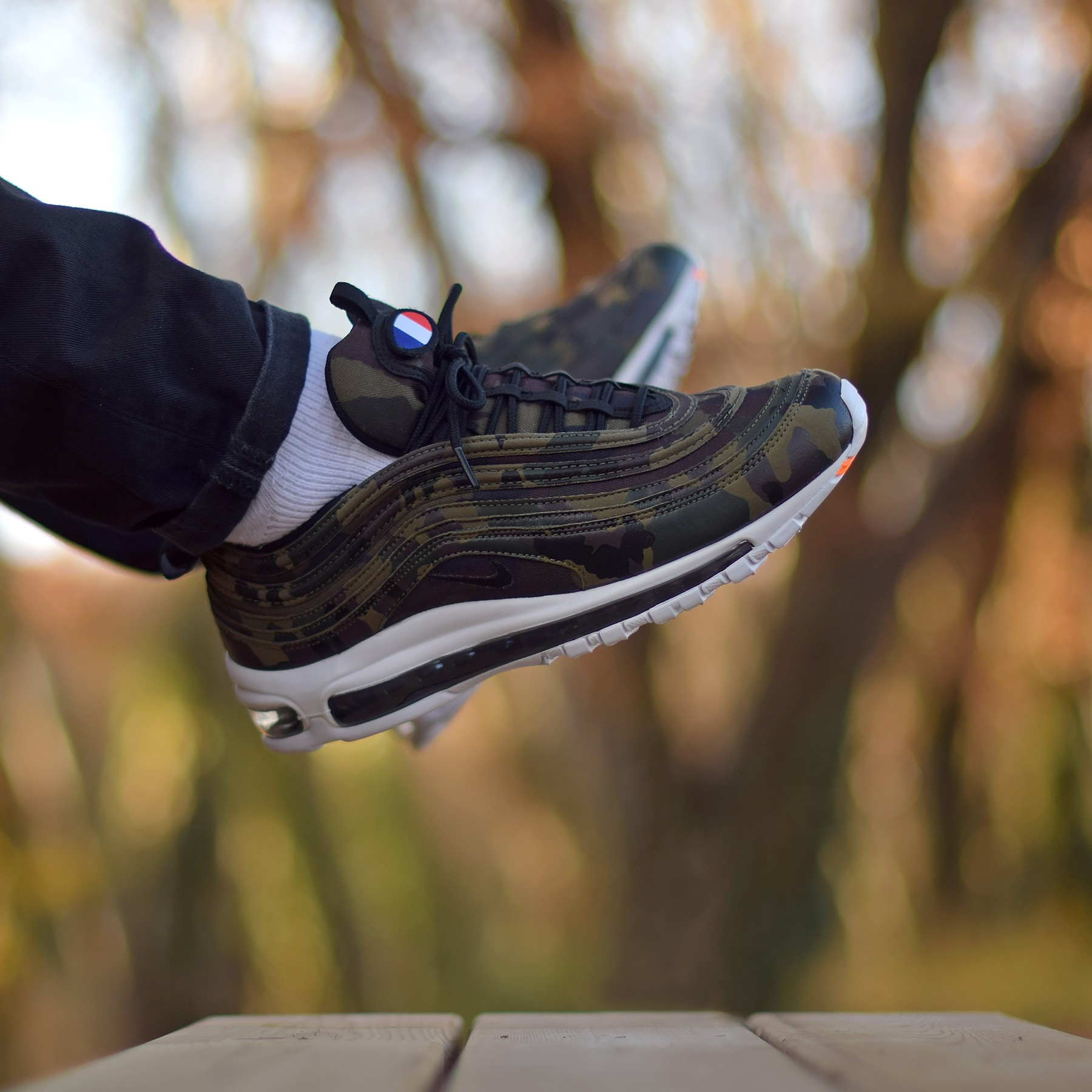 Nike Air Max 97 Country Camo France