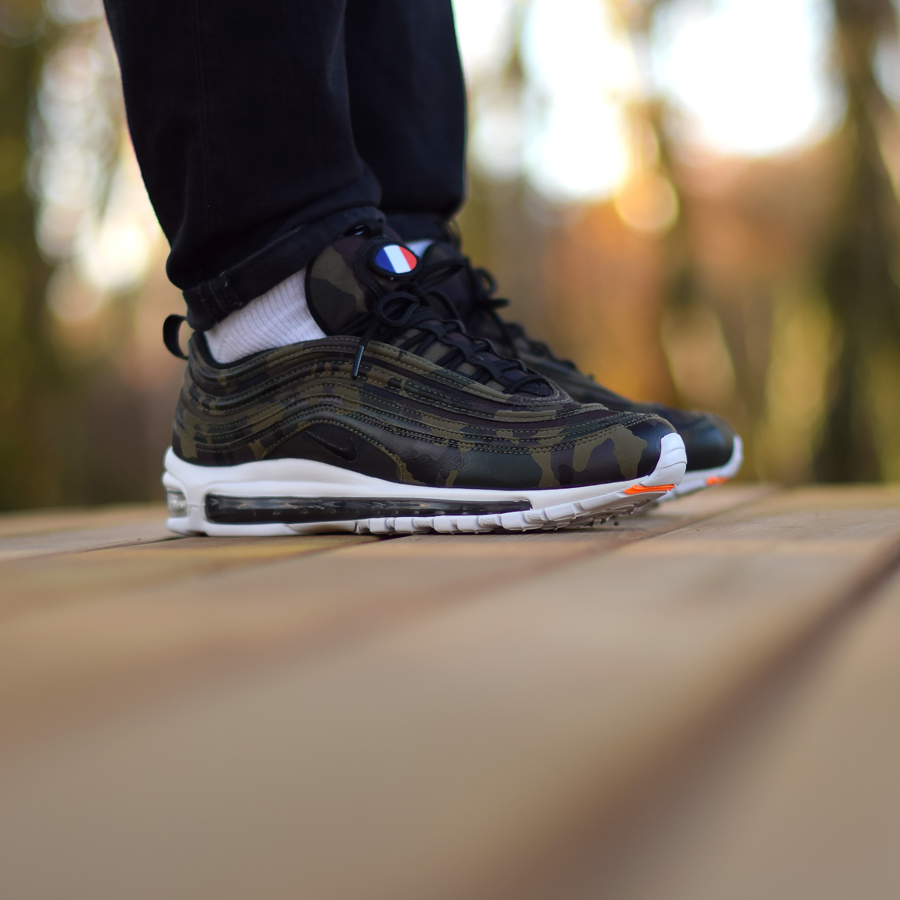 outlet store 188f0 b6fd0 Nike Air Max 97 Country Camo France