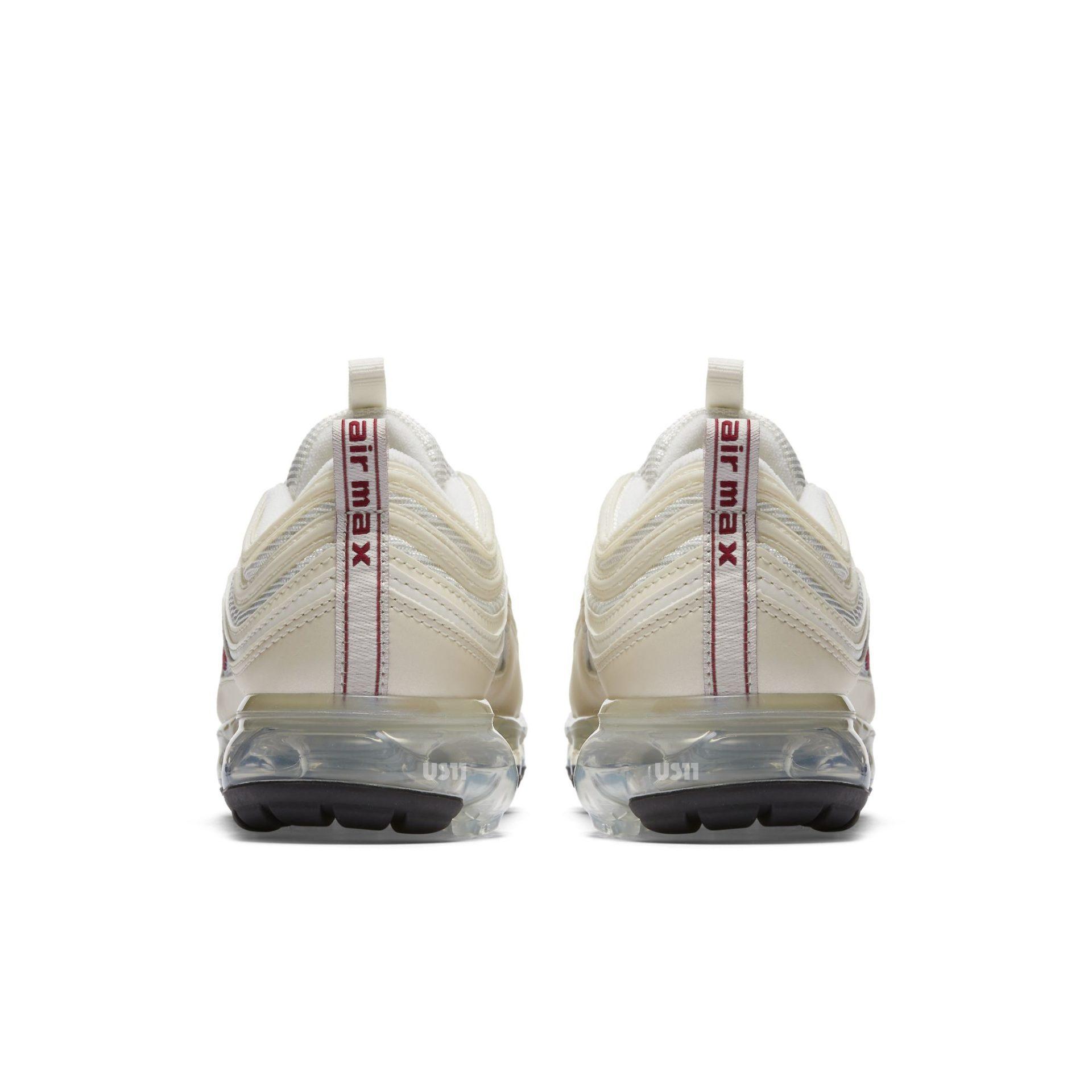 air max 97 vapormax blanche